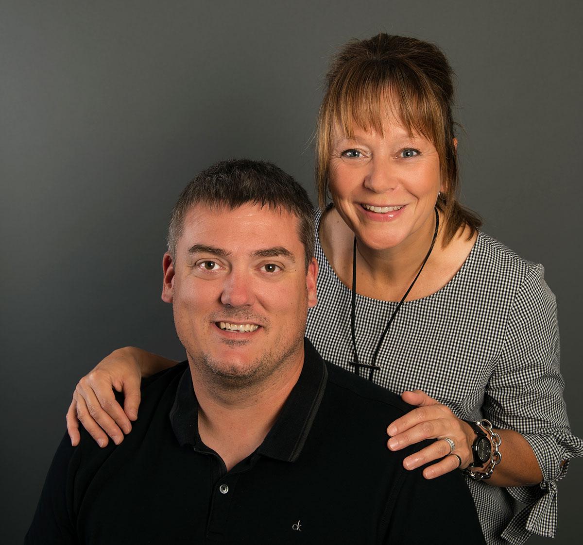 Photo de Jimmy Sanche & Carole Bourgeois, investisseurs à Aquatria